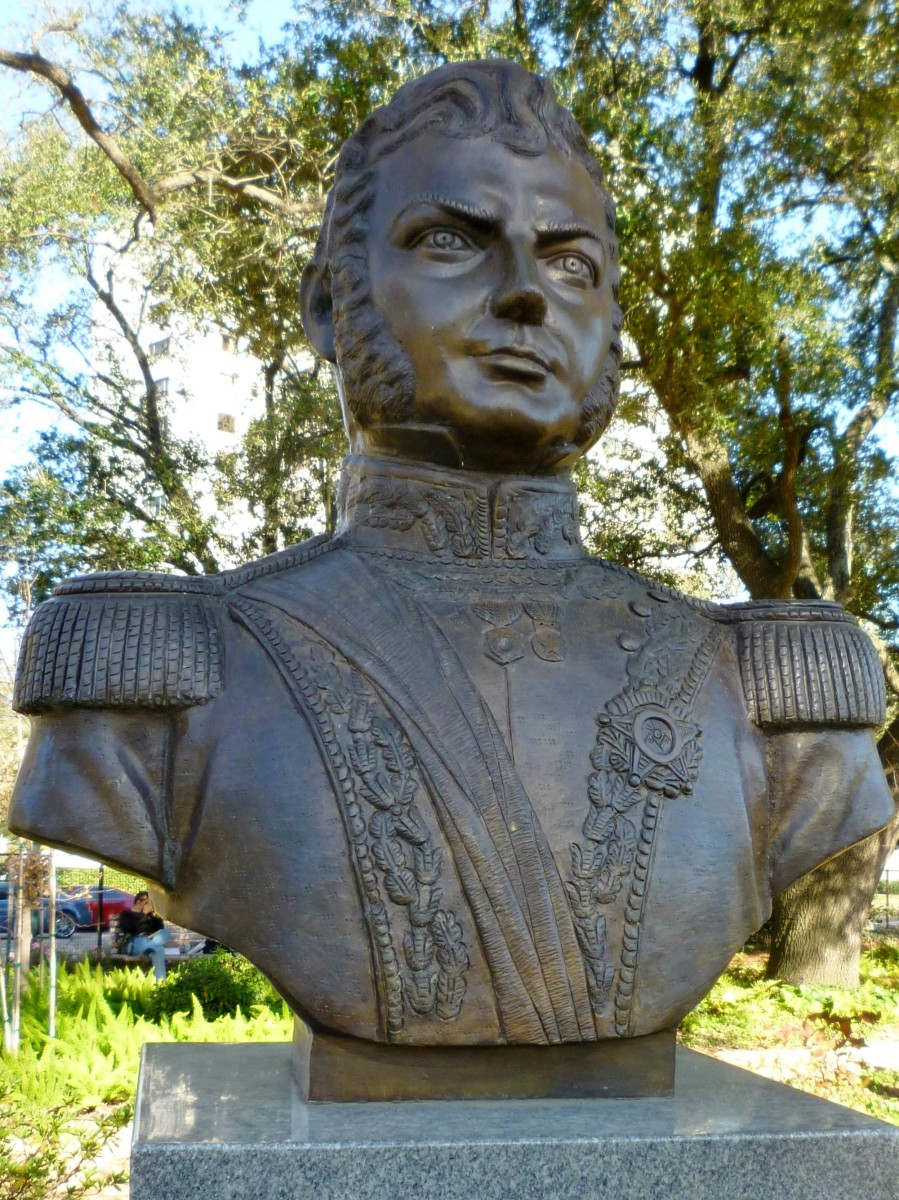 General Bernardo O'Higgins Sculpture