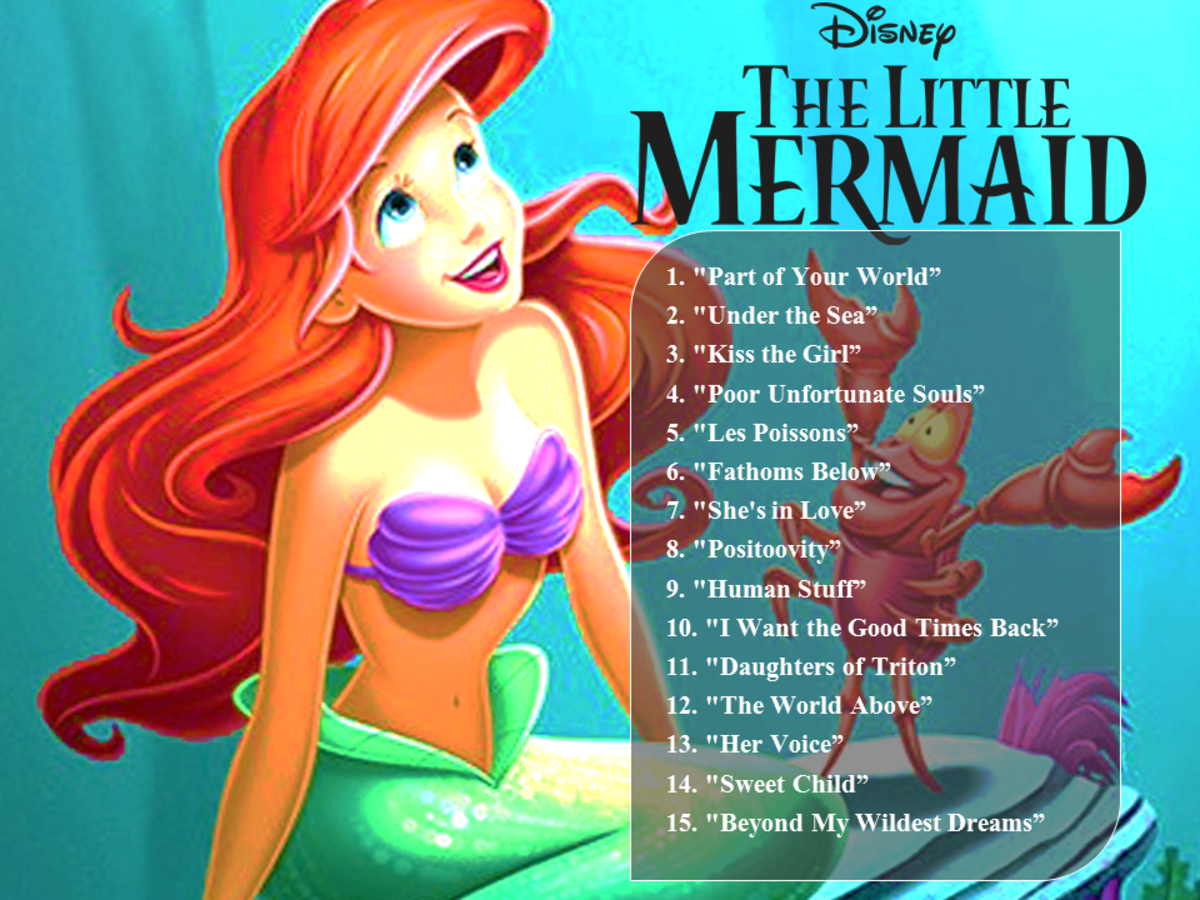 Little Mermaid Songs: 10 Most Popular Songs From The Little Mermaid