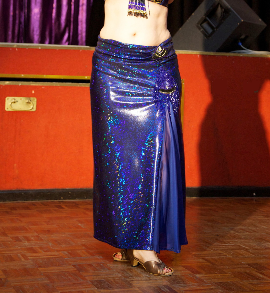 How to Make an Easy Belly Dance Skirt