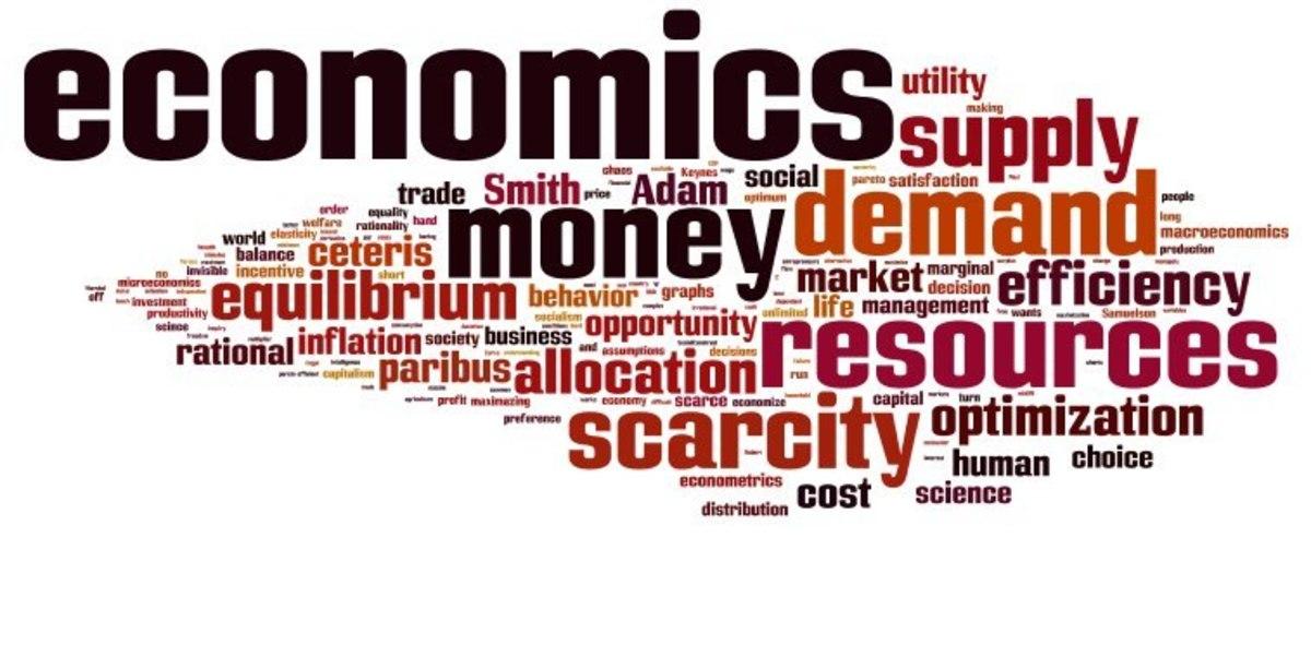 Subject matter of economics