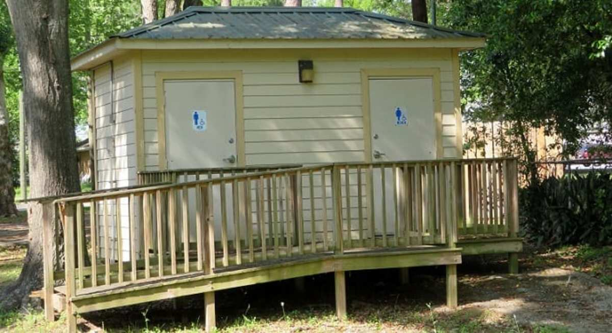 The Restrooms in Thomas Park