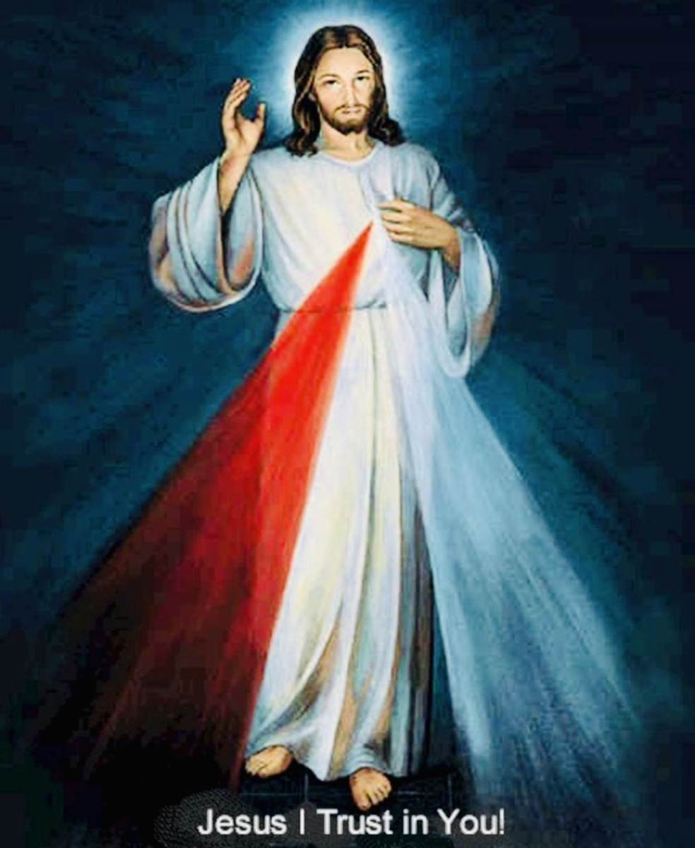 Divine Mercy Sunday; But First . . . a Riddle