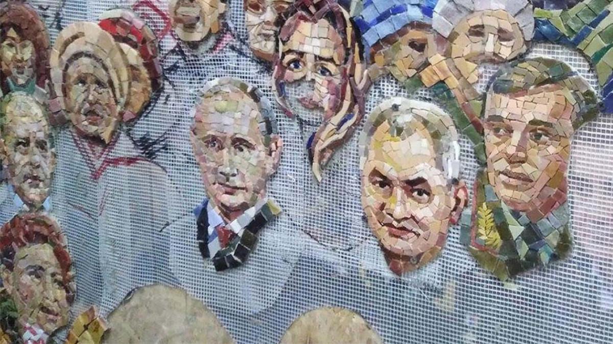 Russia's New Military Mega-Church to Feature Putin, Stalin, Crimea Mosaics in Moscow