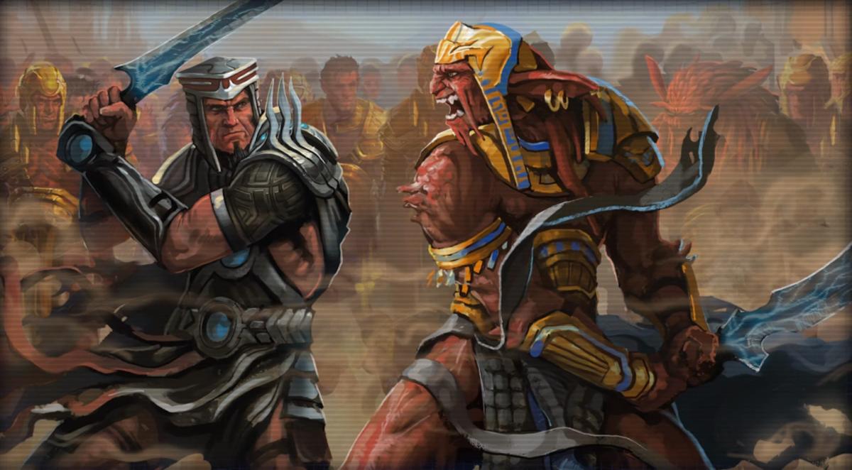 Ludo Kressh: Naga Sadow's Rival and Marka Ragnos' Apprentice