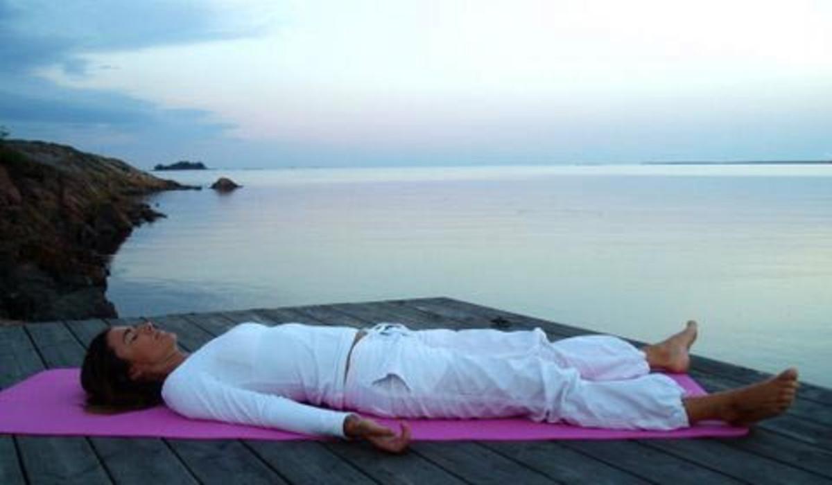 Nidra yoga (Nidra meditation)