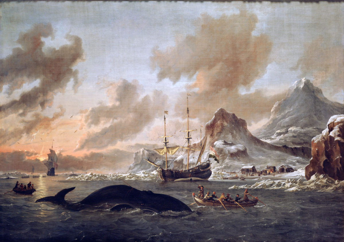 Hudson and Whaling