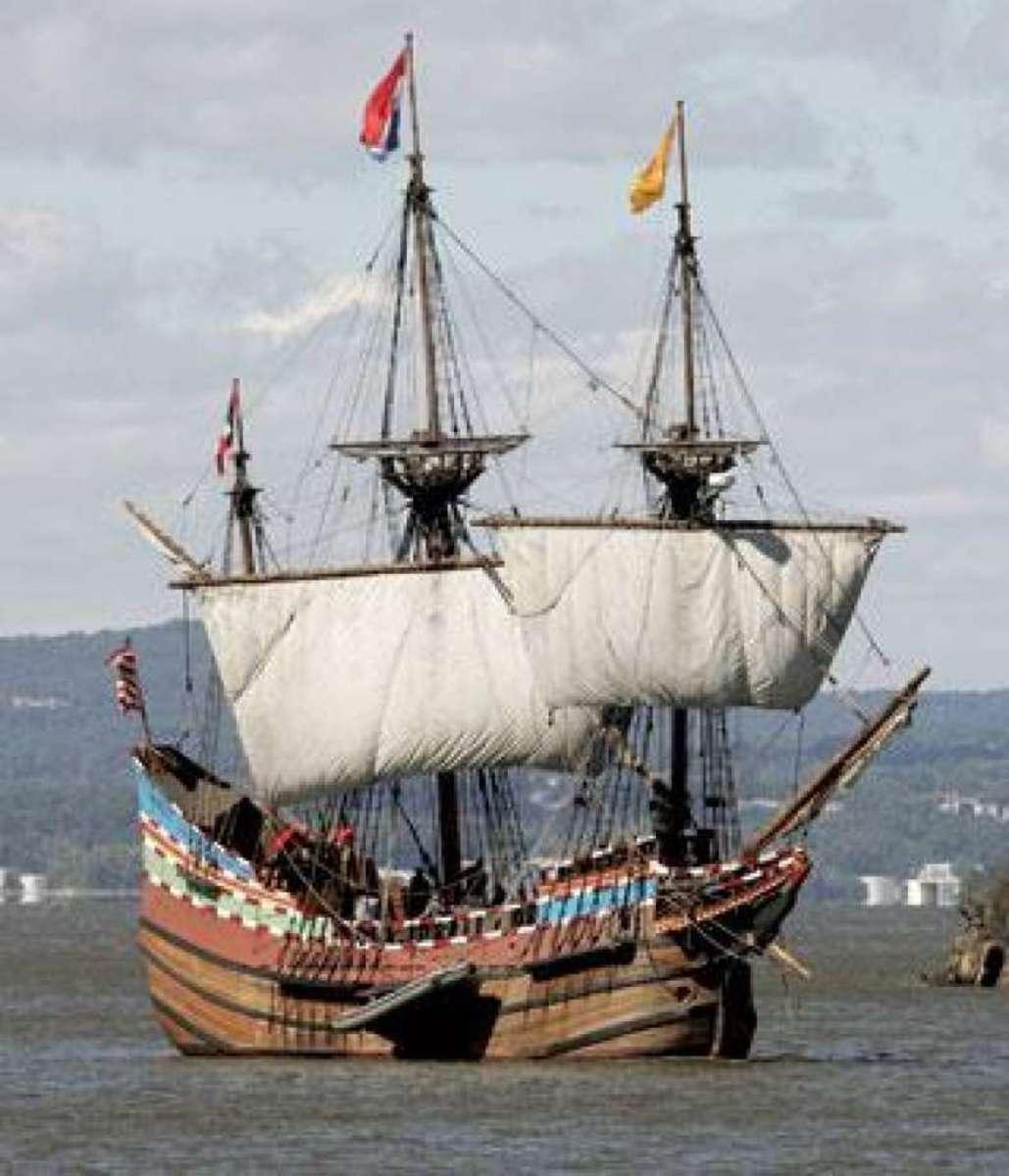 Ship of Henry Hudson