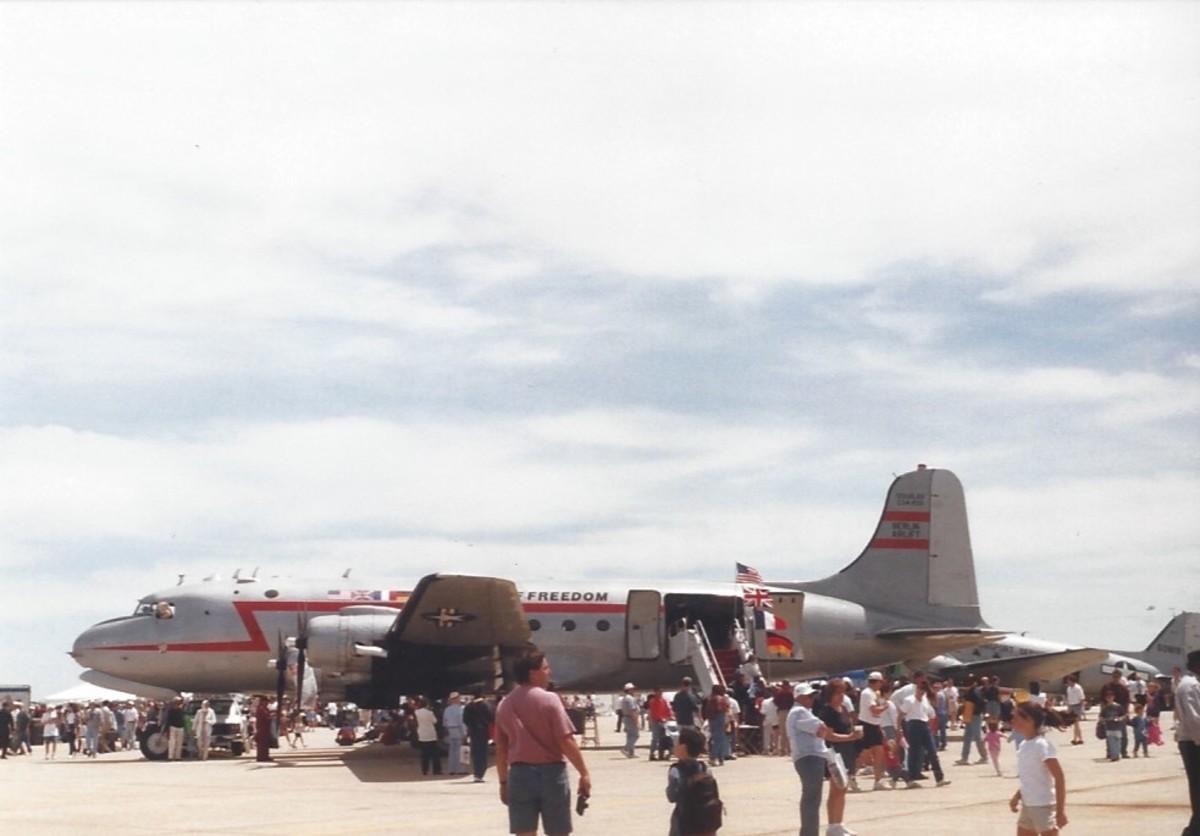 The Douglas C-54/R5D/DC-4 Skymaster