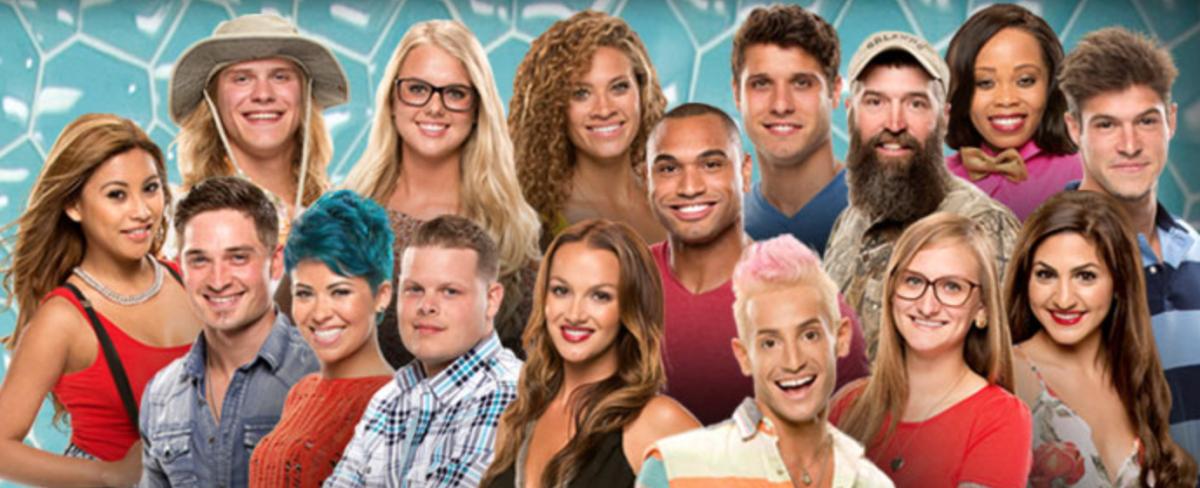 Big Brother Seasons 16 - 22