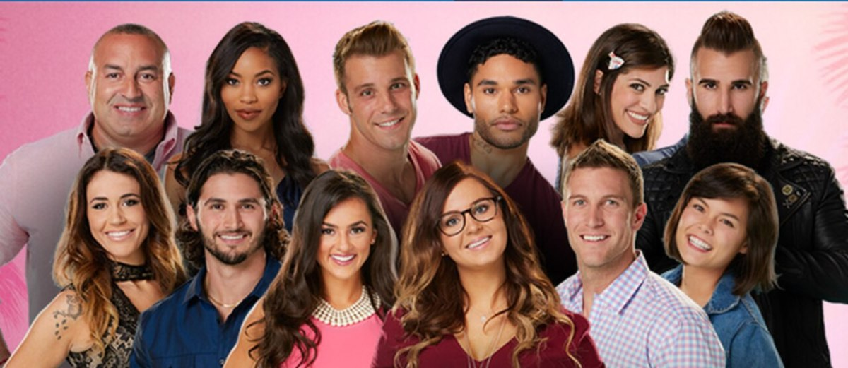 Big Brother Season 18 Cast, minus the returning players