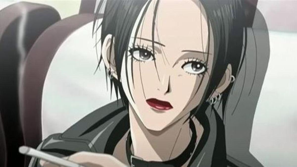 15 Badass Black-Hair Anime Girls