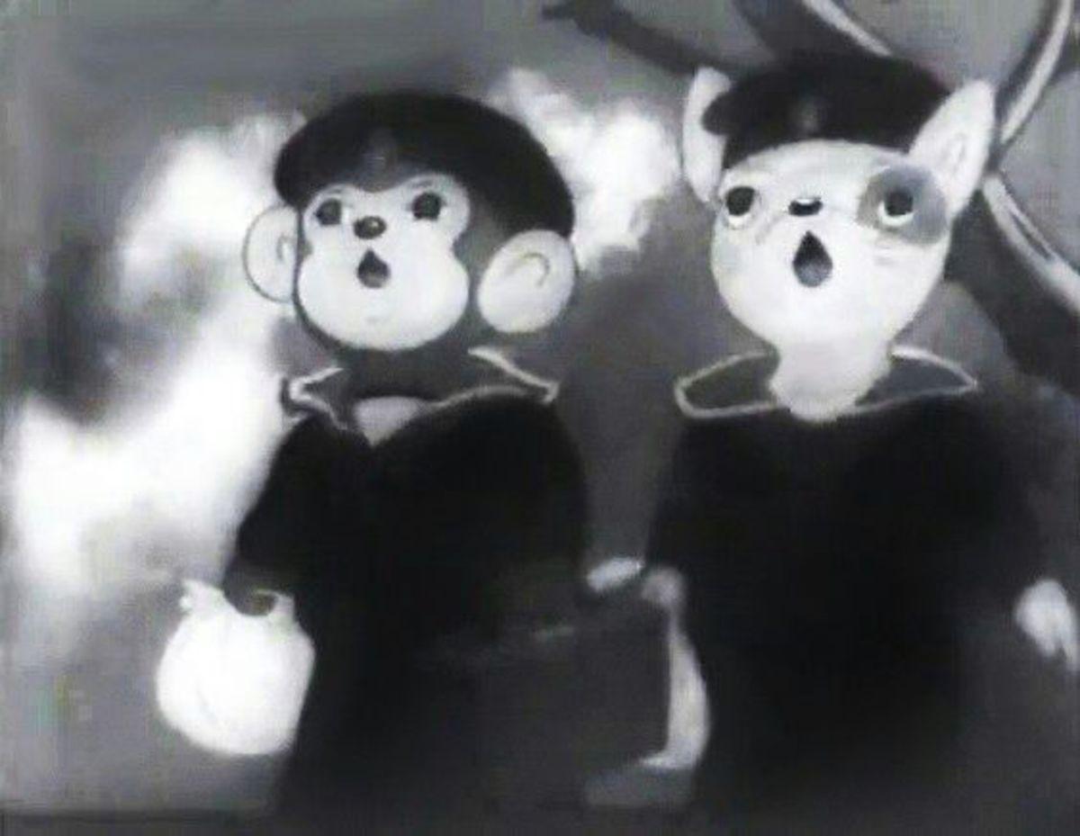 5 Oldest Japanese Anime Films