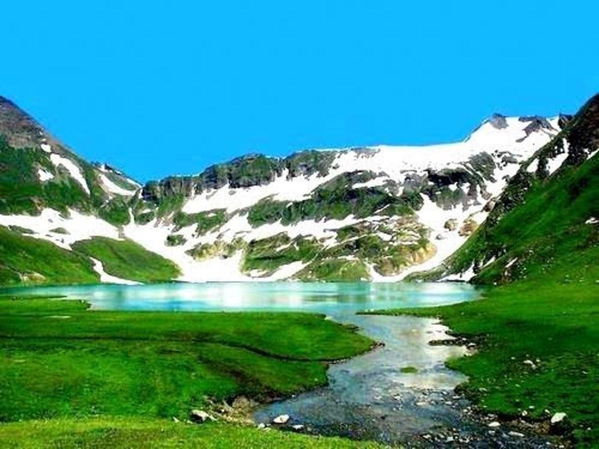 Dudipatsar Lake
