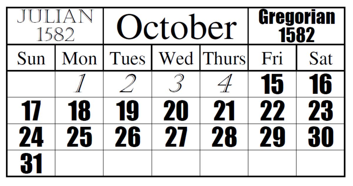 Calendars Around the World