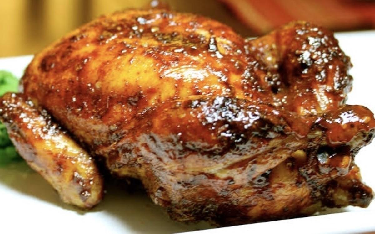 honey-glazed-roasted-chicken-recipe