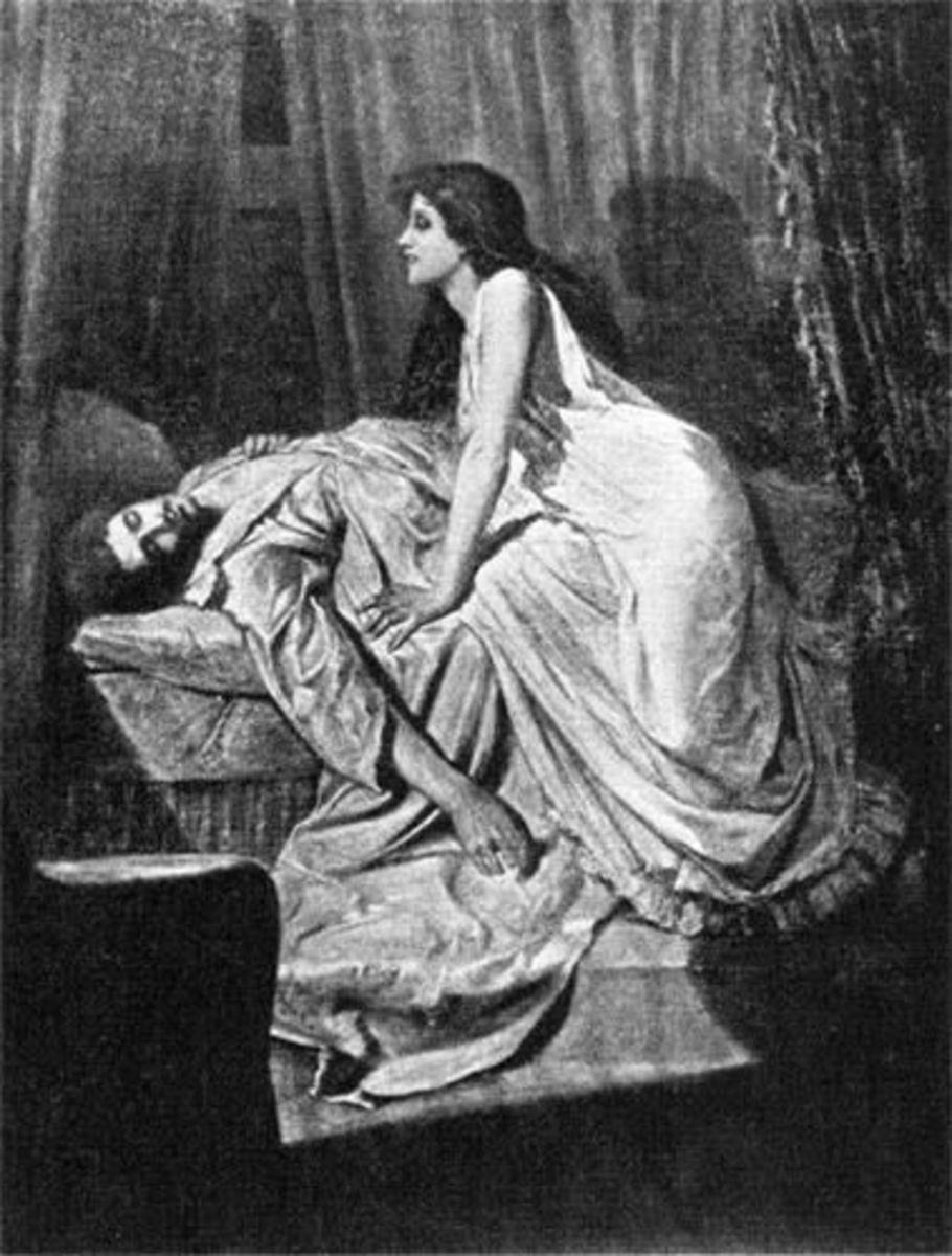 A History Of Scotland's Real-Life Vampire Sightings