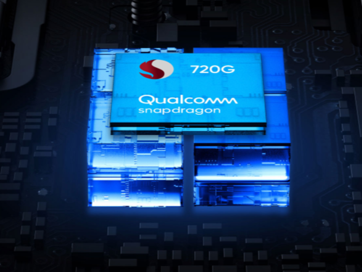 Snapdragon 720G in Realme 7 Pro