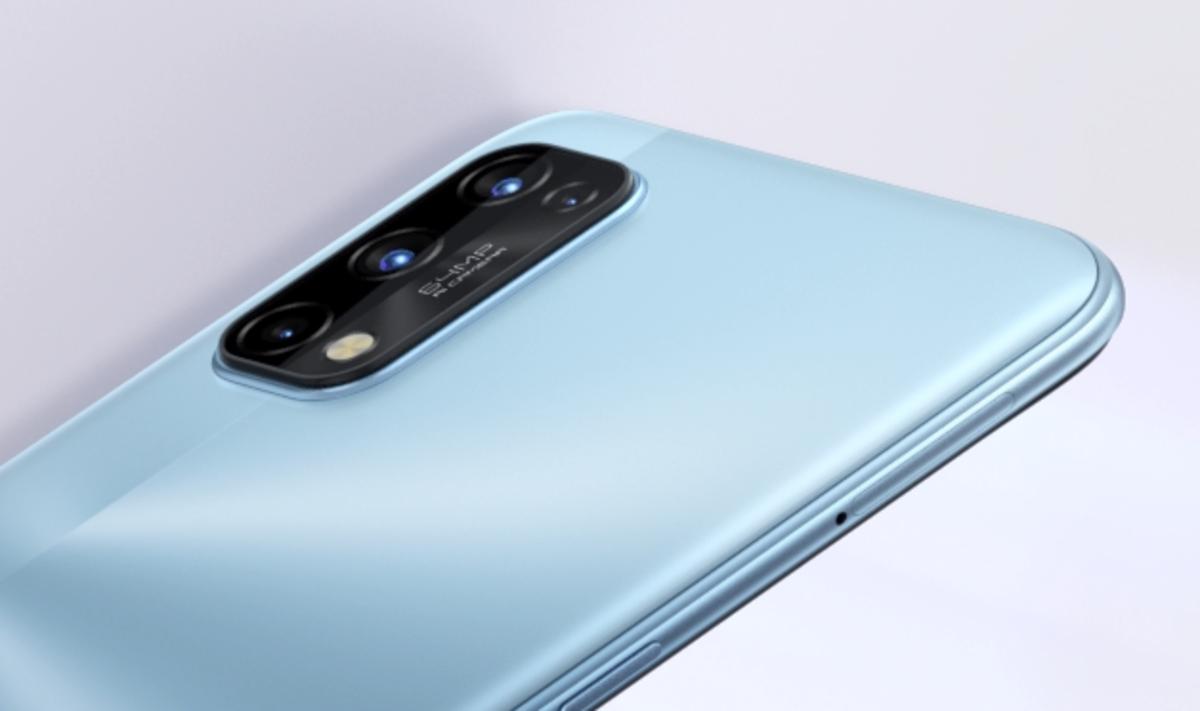 Realme 7 Pro's 64 MP AI camera