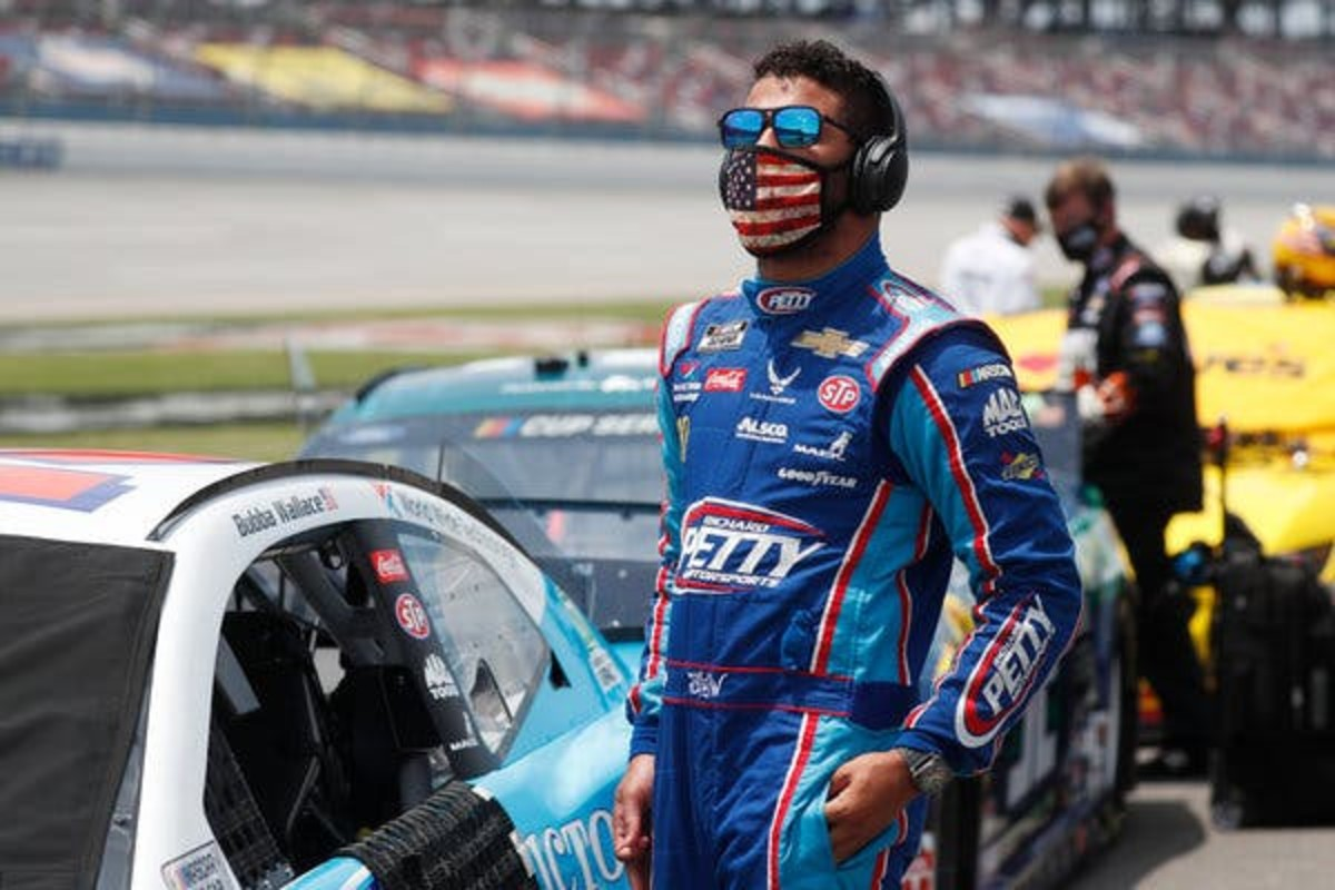 Why NASCAR fans need to show Bubba Wallace Jr some respect