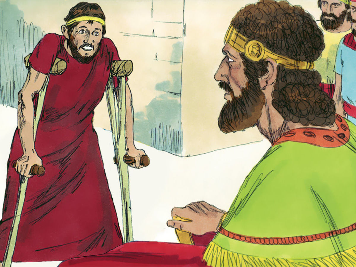 Lessons You Can Learn From Mephibosheth's Life