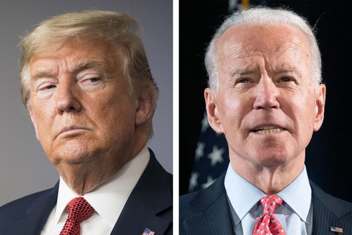 American Election: Joe Biden Vs Trump Who Is the Better Man to Lead America to Keep Global Domination Intact