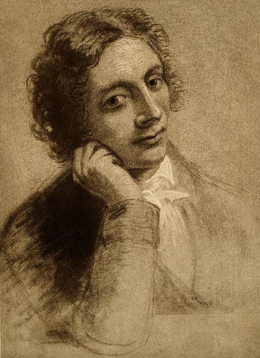 John Keats- a Life Written in Water
