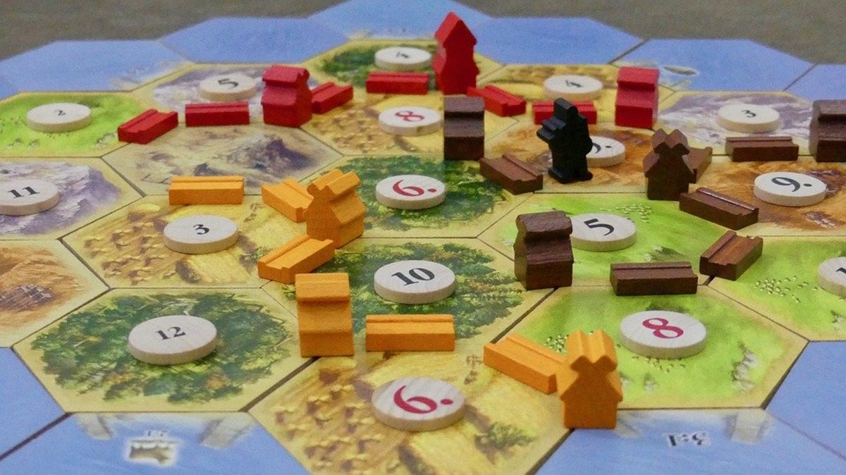 Settlers of Catan: Tips and Tricks for beginners