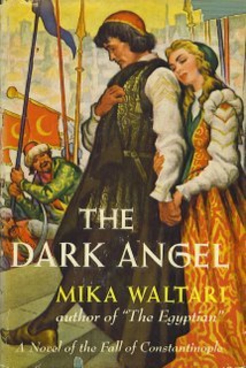 5 Books That Guarantee to Take You Back in Time   The Dark Angel by Mika Waltari