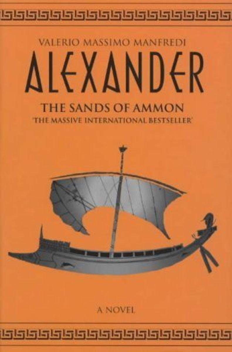 Alexander: The Sands of Ammon(2)