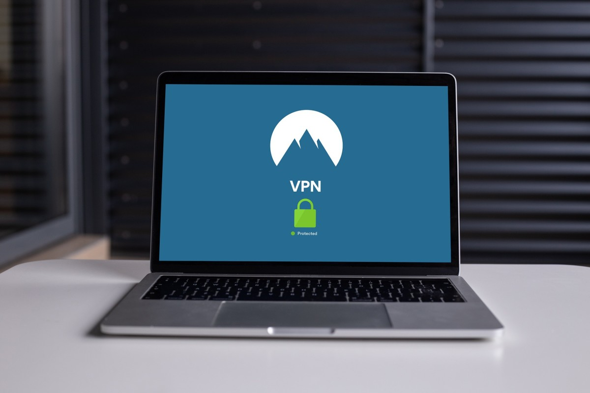 VPN used to ensure that your connection is secure.
