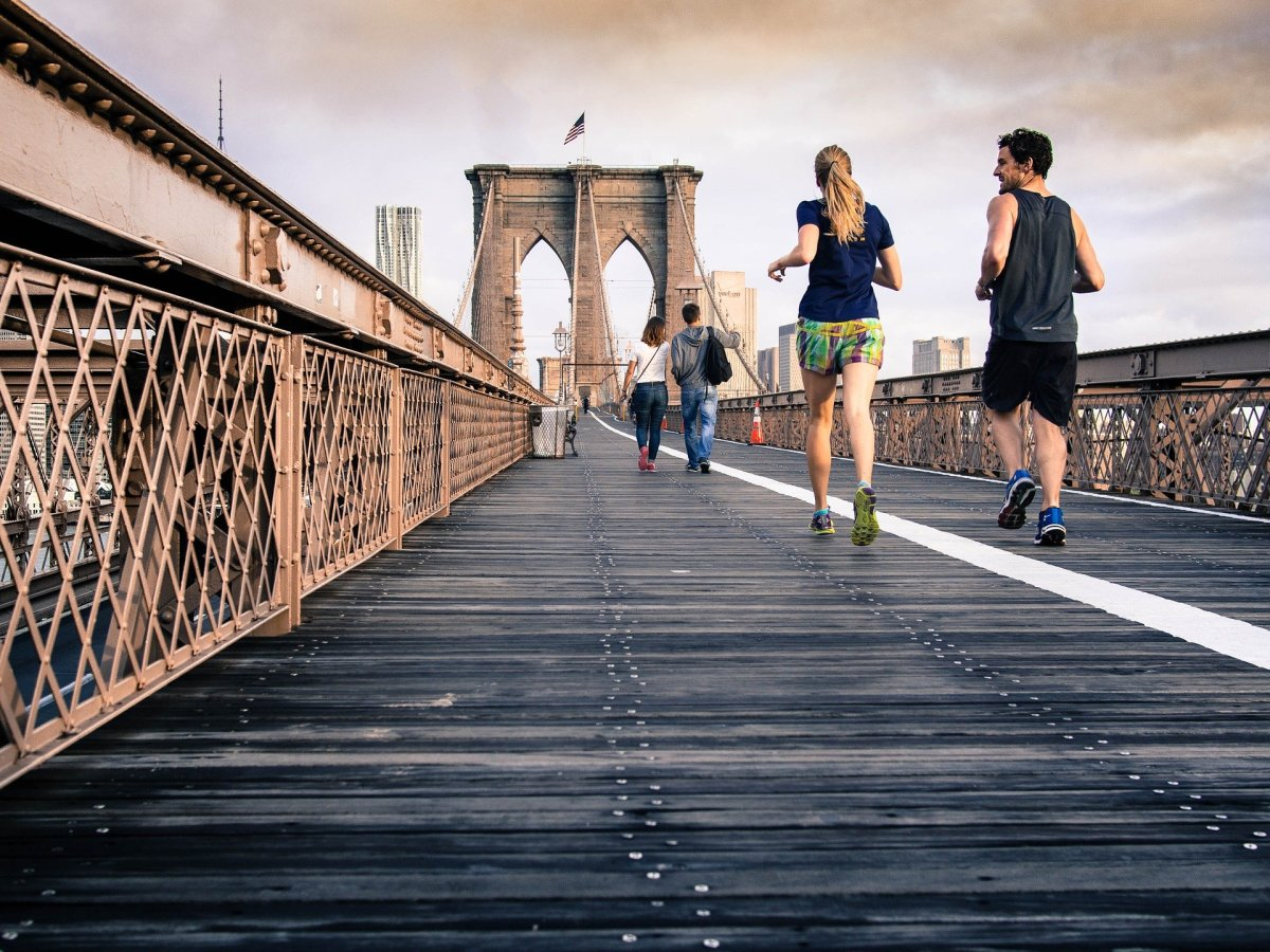 Encourage your spouse to adopt a healthier lifestyle.