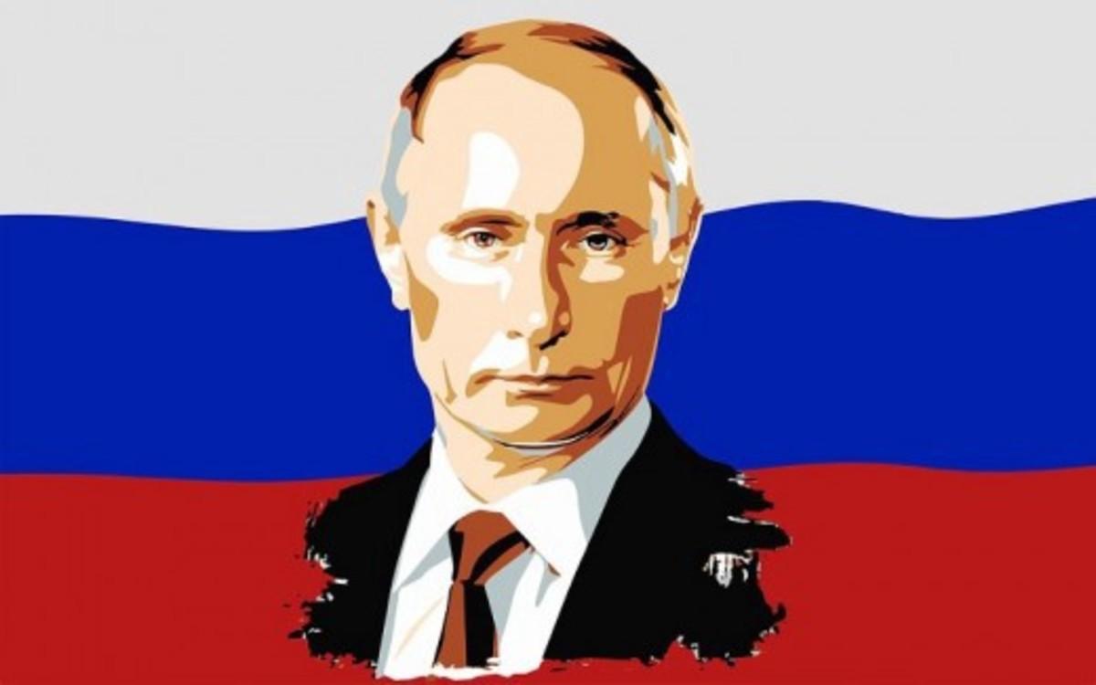 Putin: The Great White Hope