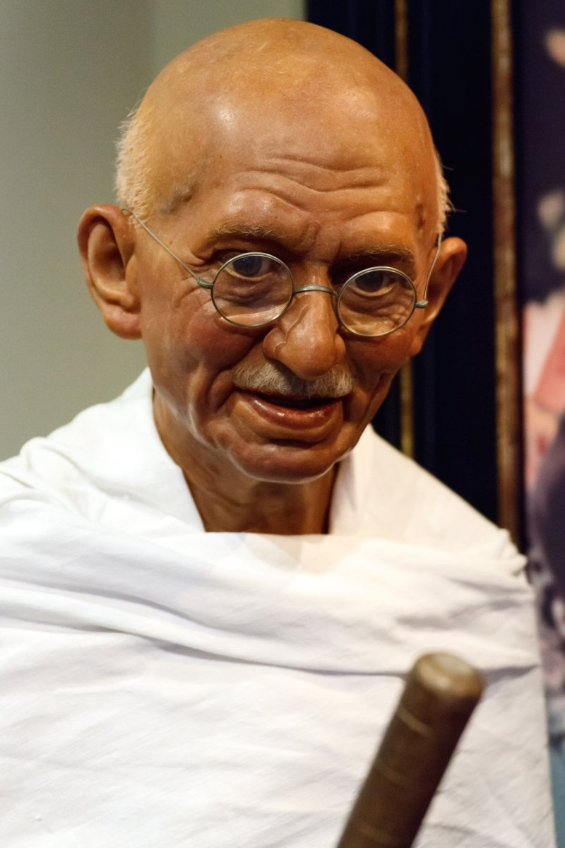 Remembering the Mahatma on the International day of Non-Violence