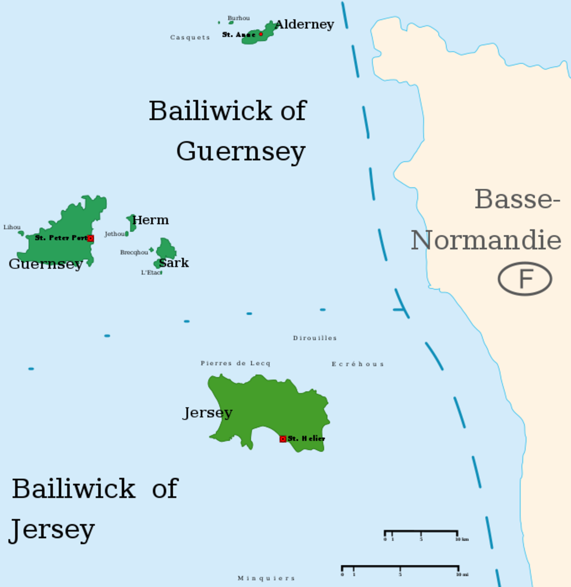 Occupation of the Channel Islands by Germany, the Only De Jure Area of the Uk Occupied During WW II