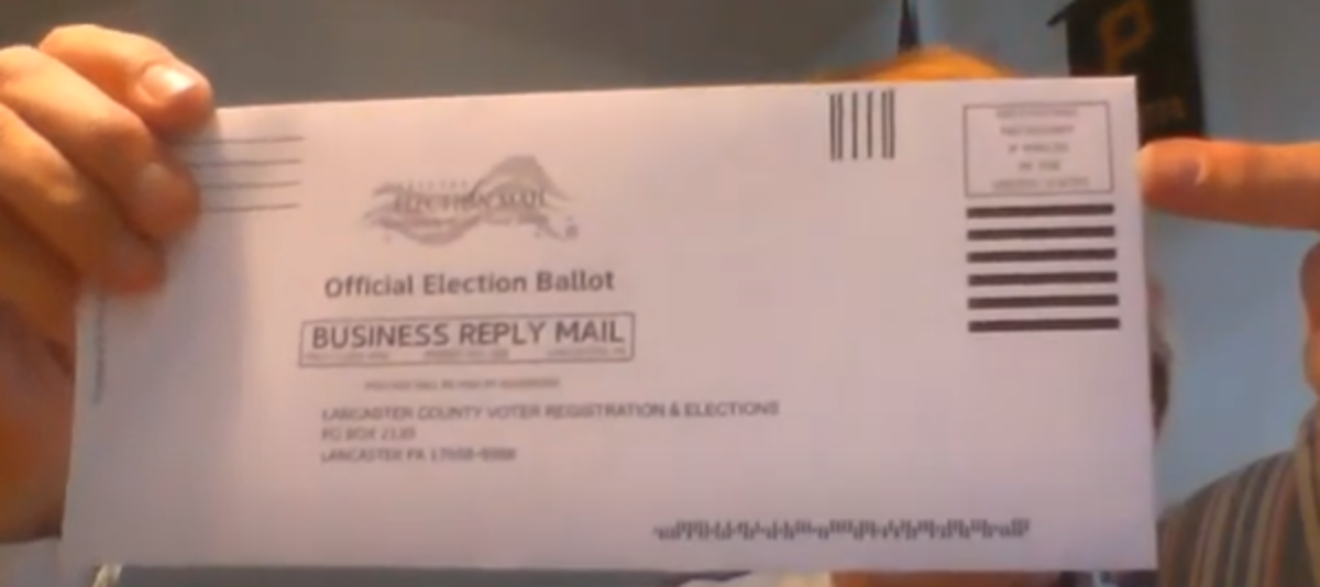In the fall 2020 election, you do not need a stamp. The outer envelope has prepaid postage.