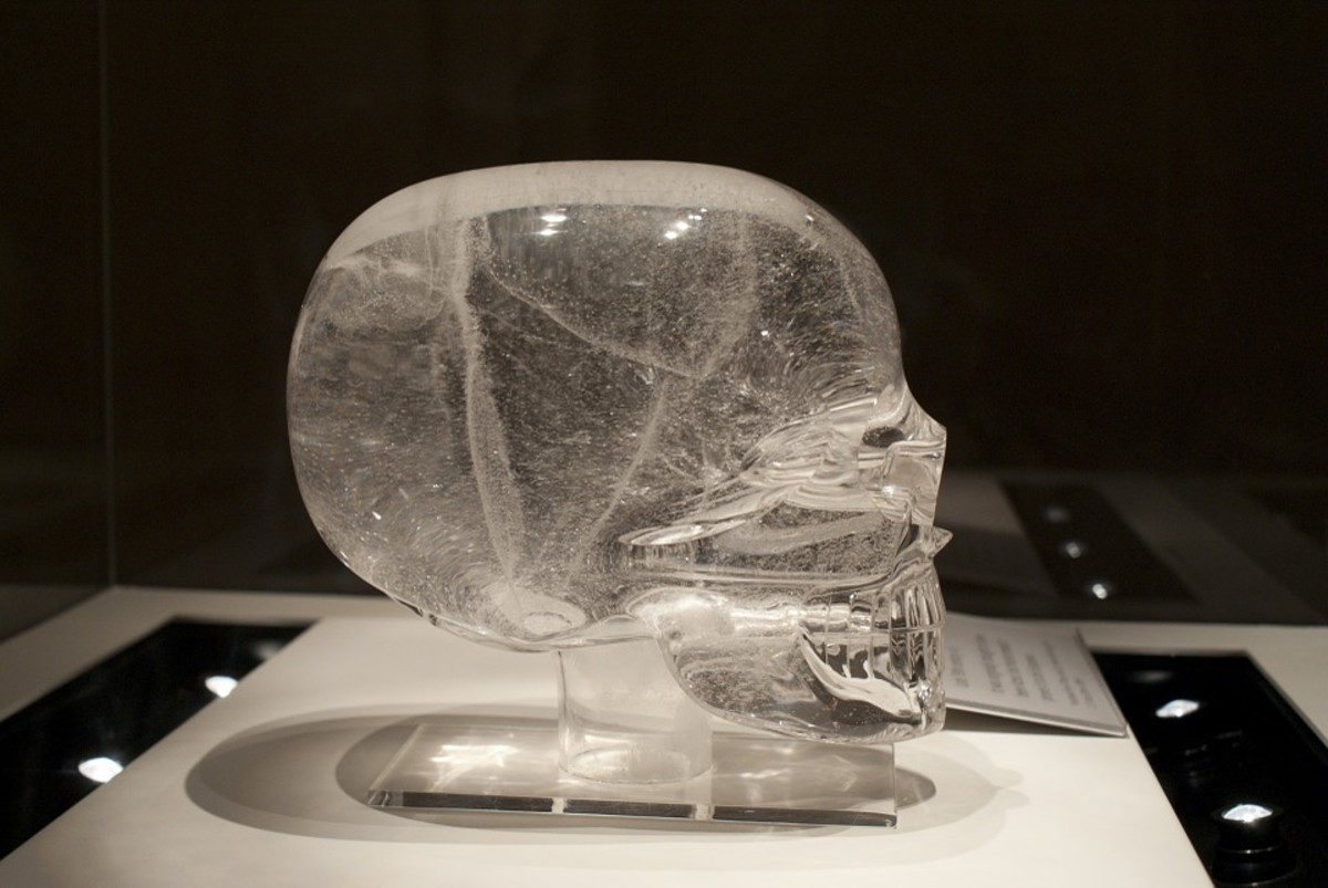 Why did these crystal skulls so captivate the populace?