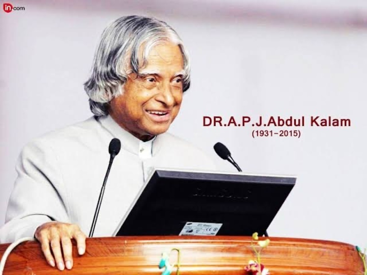 21 Exemplary and Valuable Quotes by Abdul Kalam-the Former President of India