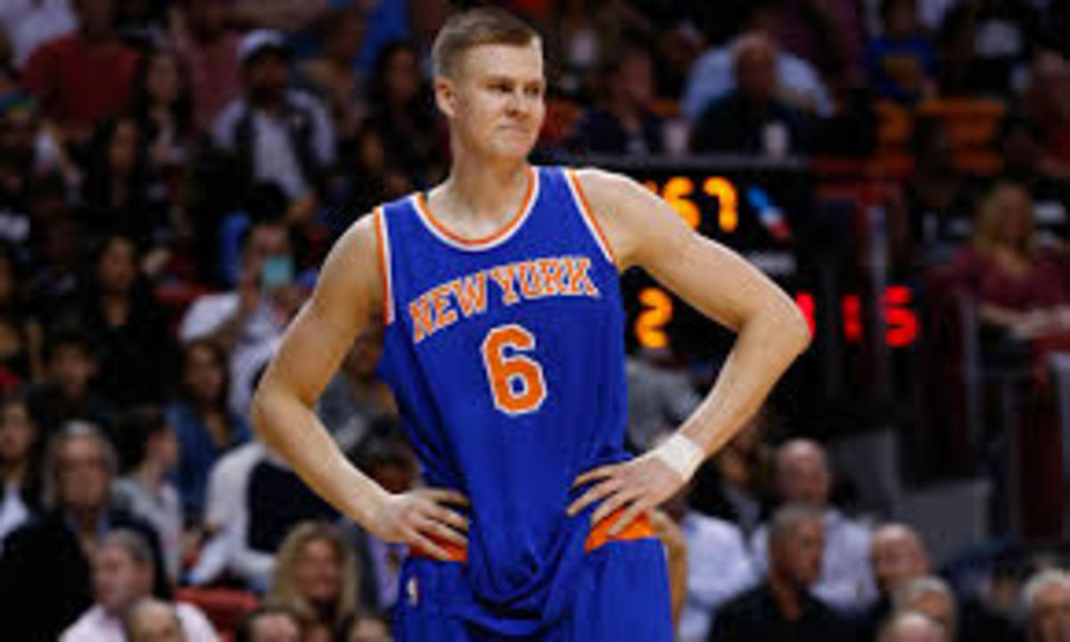 Former Knicks player Kristaps Porzingis is now a Dallas Maverick as the Knicks once again mishandle a talent.