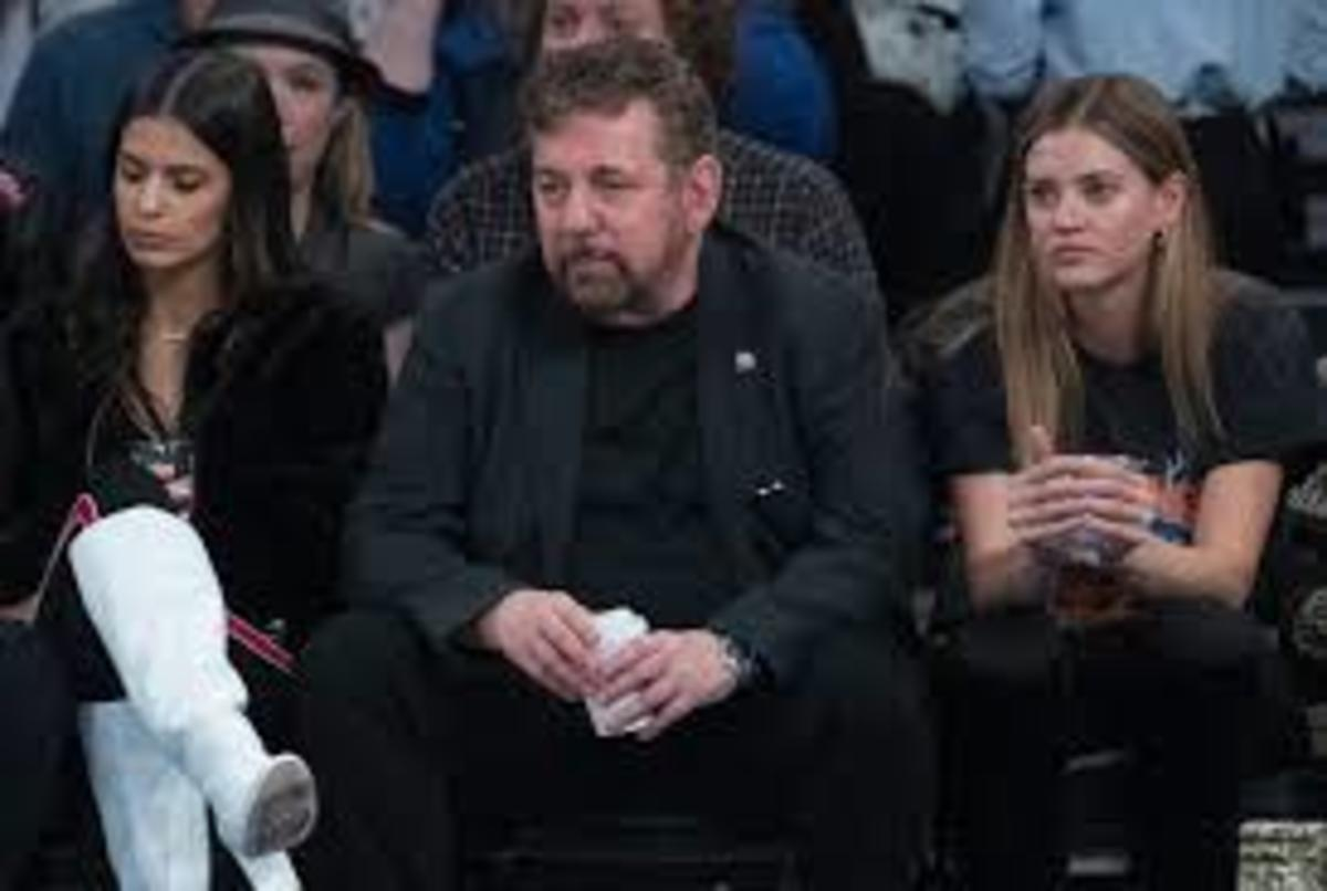 James Dolan took ownership of the Knicks in 1999 and has been terrible ever since.