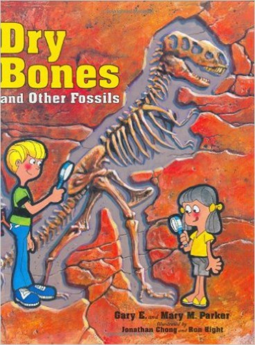 Dry Bones and Other Fossils by Gary E. Parker