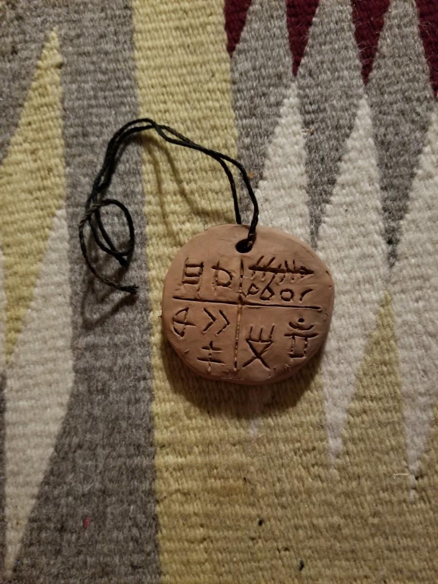 The Tărtăria Calendar Amulet - A Rosetta Stone For The Vinča-Turdaș Rune System?