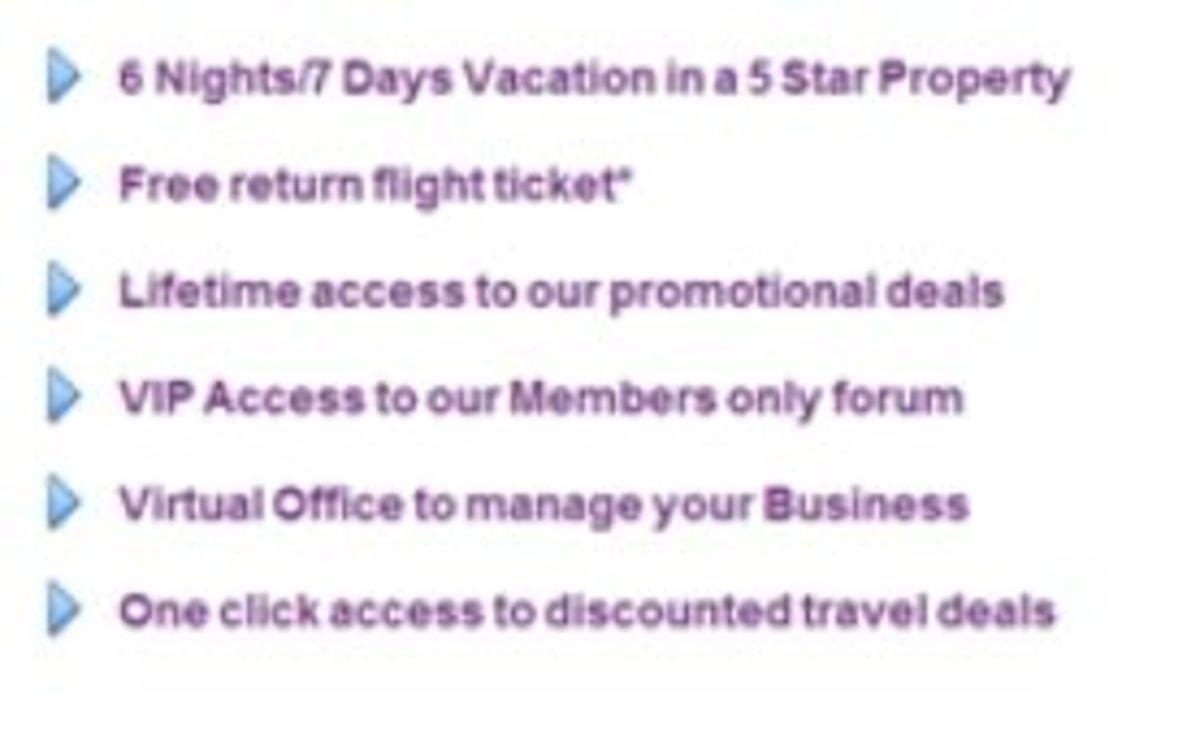 TVI Express claim 5-star accommodation