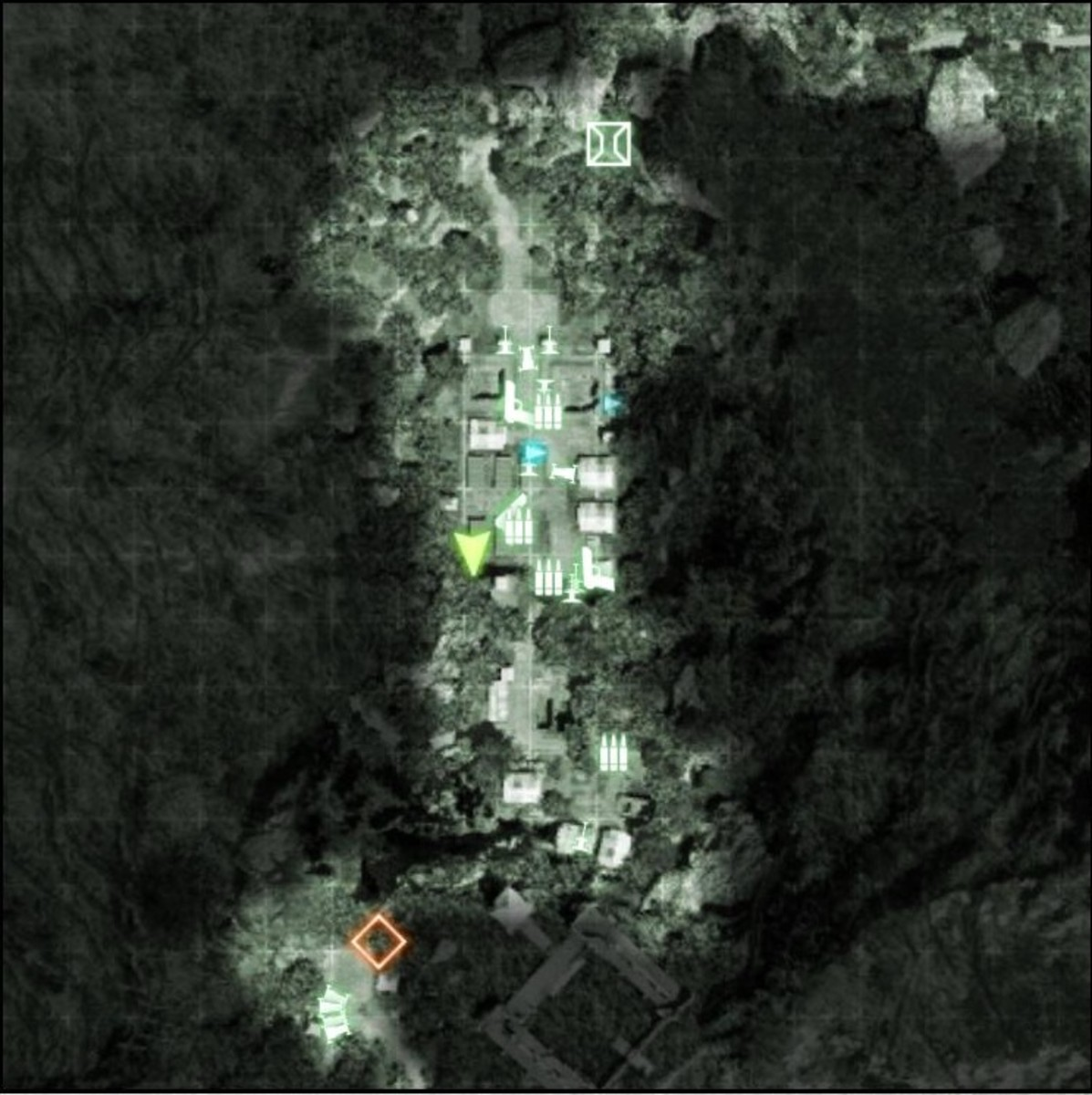 Map: No One Gets Left Behind M-COM 03.
