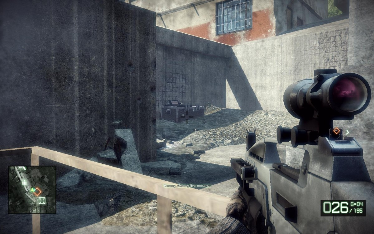 Gameplay: Zero Dark Thirty M-COM 04.