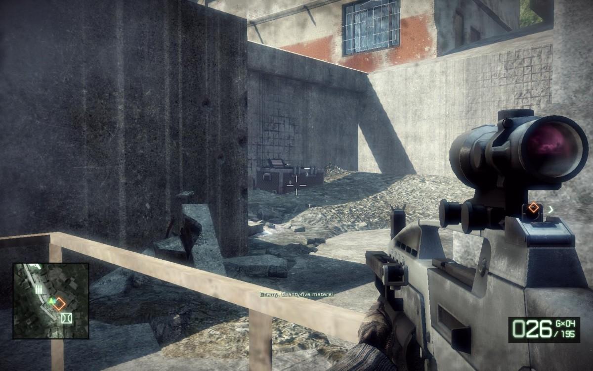 Gameplay: Zero Dark Thirty M-COM 04.