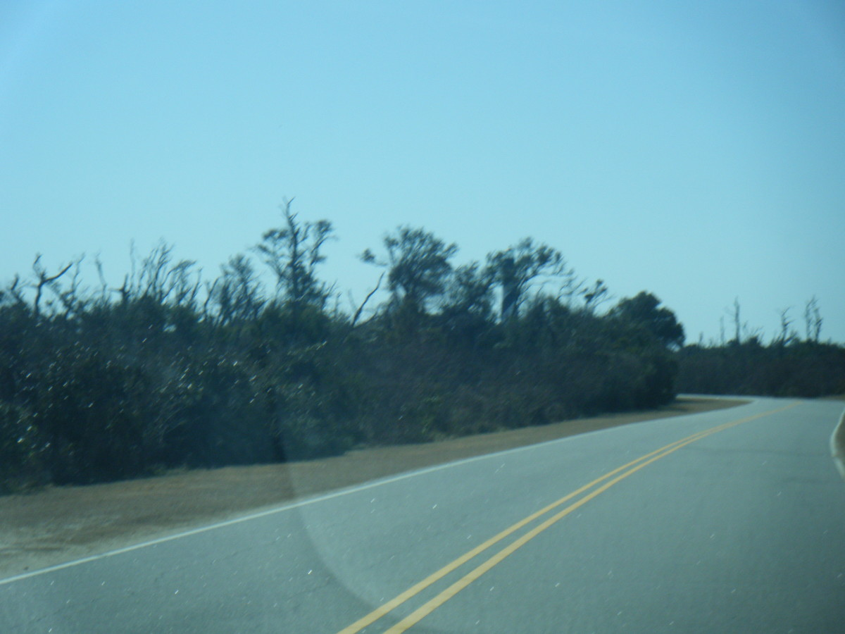Haunted Cape Hatteras Lighthouse, There Are Plenty Of Ghosts Here.