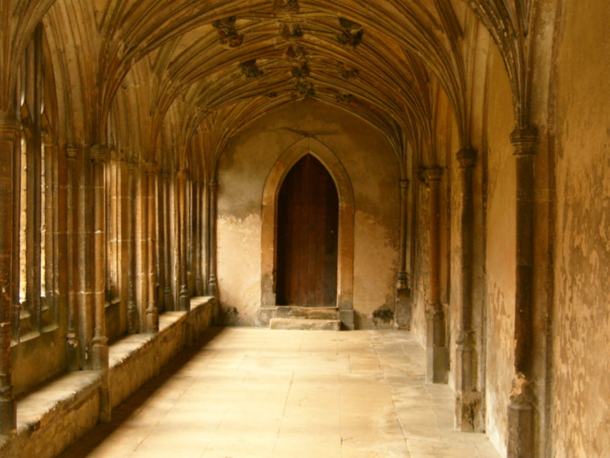 Hogwart's Interior used in the film