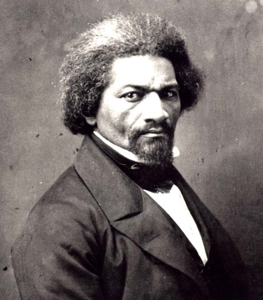 The Dred Scott Case Analyzed by Frederick Douglas