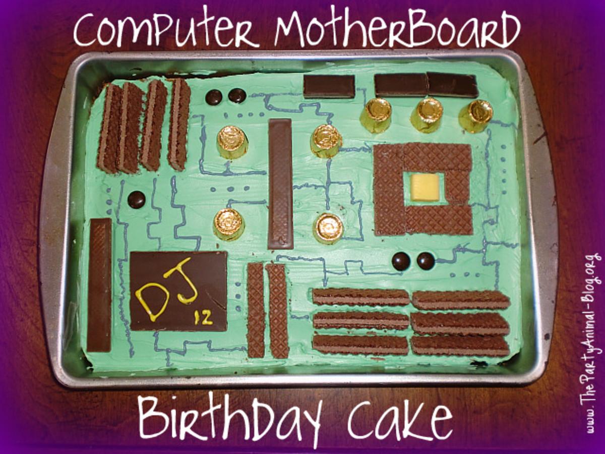Geek Birthday Cakes Hubpages