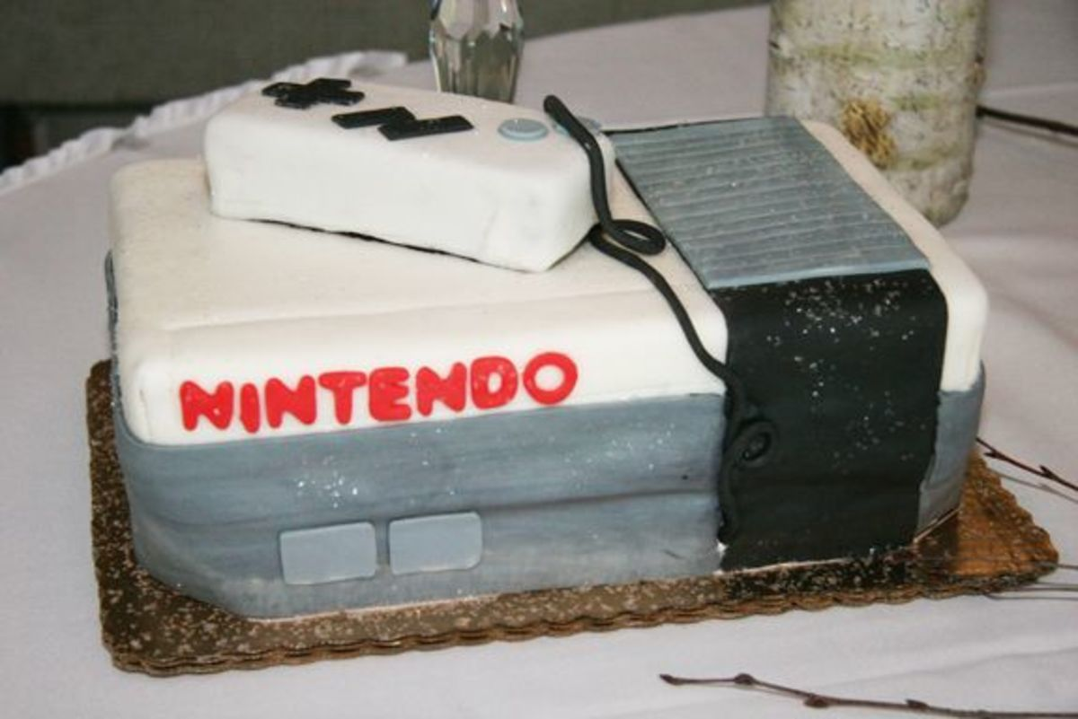 NES Cake (image from sgs 1019 via Flickr)